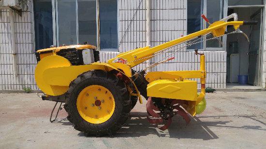 8-22HP Hand Walk Behind Walking Tractor Power Tiller Rotary Tiller Cultivator