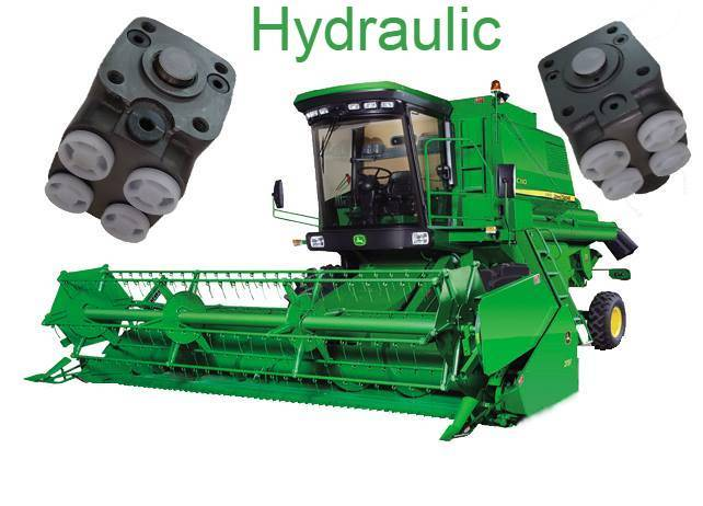Replacing Tractors Like John Deere, Claas, New Holland and Other Harvesters Orbital to OEM.