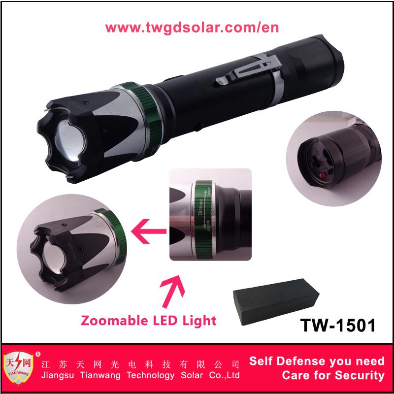 High Power Zoomable Self Defense Stun Guns