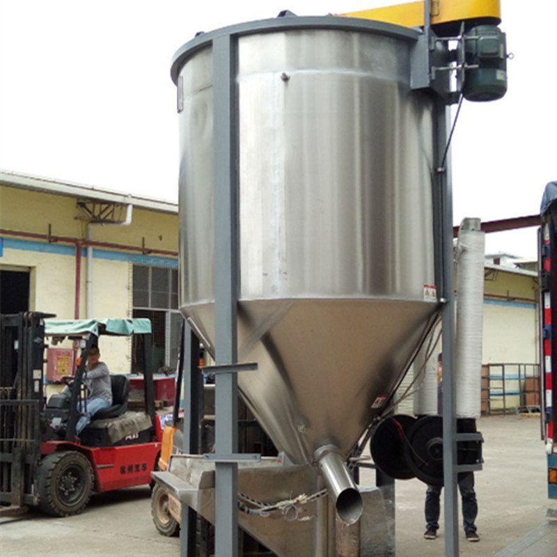 Vertical Stainless Steel Mixer