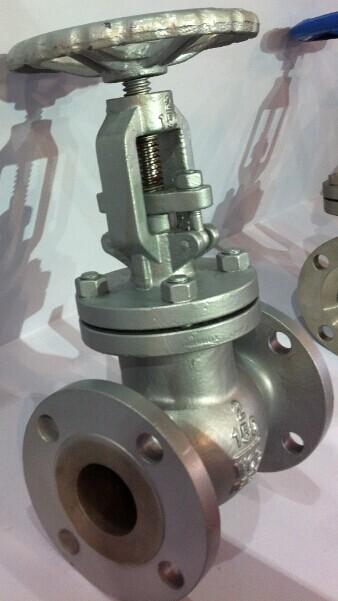 Carbon Steel Flange End Globe Valve RF