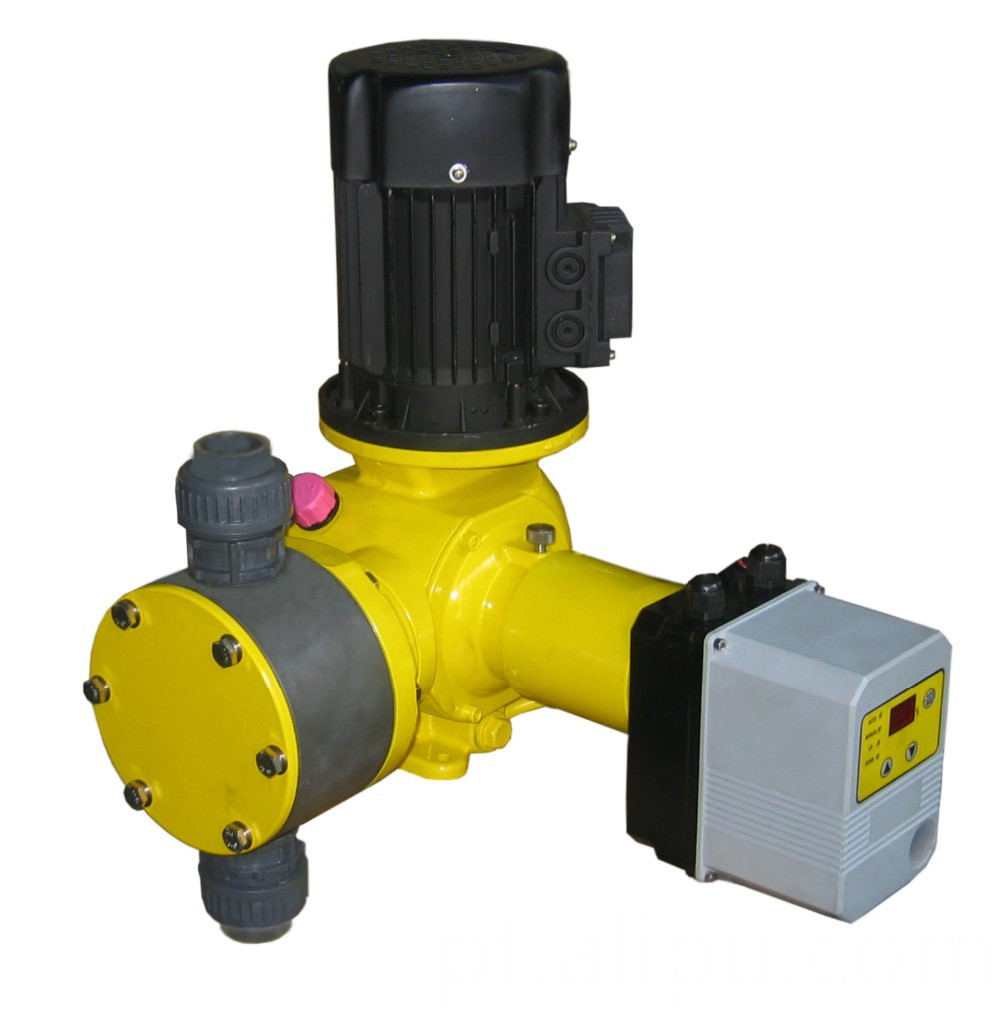 Diaphragm Pump with Automatic Control