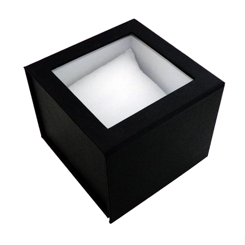 Fashion Handmade Rigid Cardboard Box for Jewelry