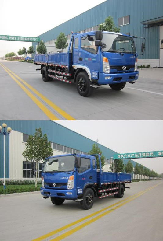 1.5 Tons Fengling Light/Duty Cargo/Mini/Commercial/Flatbed Truck with Good Quality
