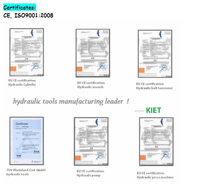 Kiet Rail Based Shiplifting Equipment