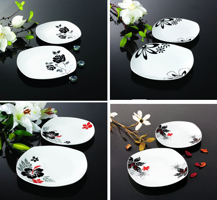 Elegant 12PCS Dinner Set