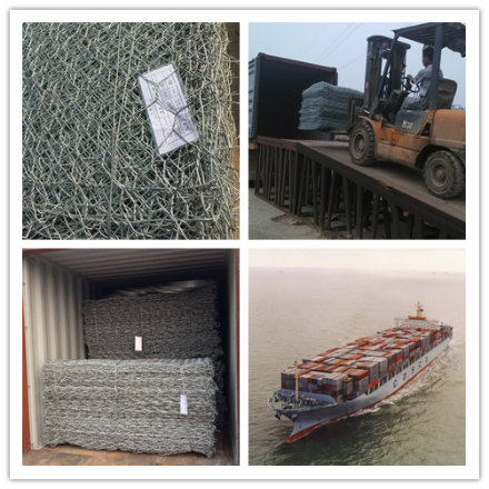 2016 Hot Sale Zhuoda Gabion Made in China