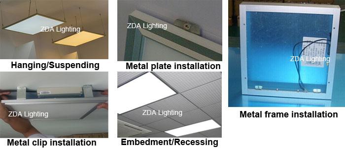 120X30cm/1200X300mm 36W Ceiling LED Panel Light