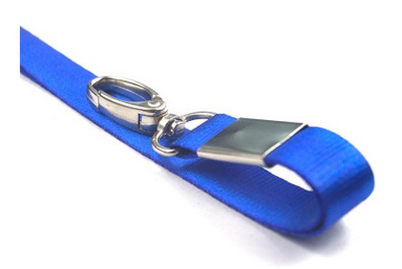 Promotional Plain Lanyard, Working Permit Hang Rope Fine Condole Lanyard