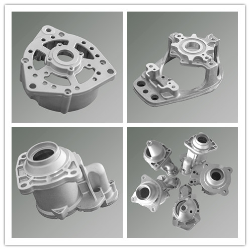 Aluminum Casting Truck Starter Aluminum Bracket