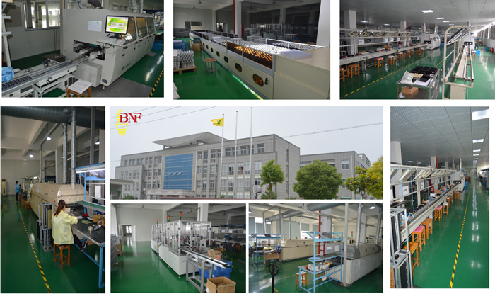 12W/14W/16W LED A80 Thermal-Plastic Factory Bulb with PC E27