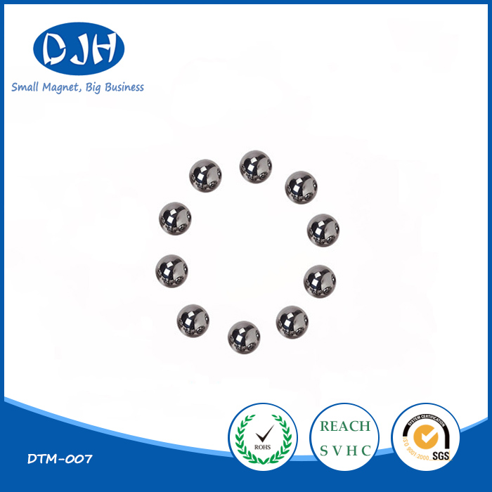 Permanent Sintered NdFeB Sphere Magnet Ball for Toy