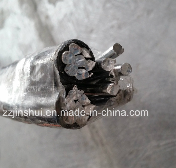 Overhead Aluminum Cable 4*1/0 Standardbred