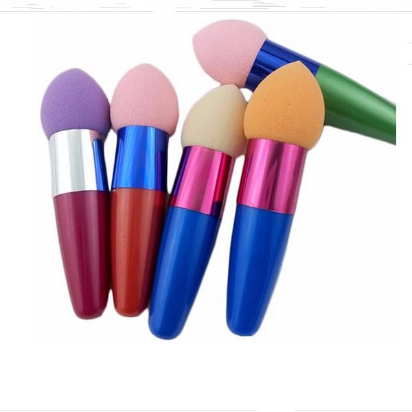 2016 Beauty Dry Wet Cosmetics Makeup Powder Sponge Puff