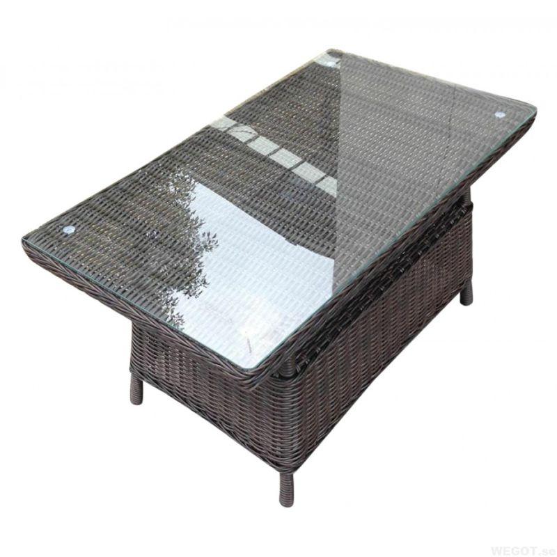 Garden Wicker Lounge Sofa Set Outdoor Rattan Furniture
