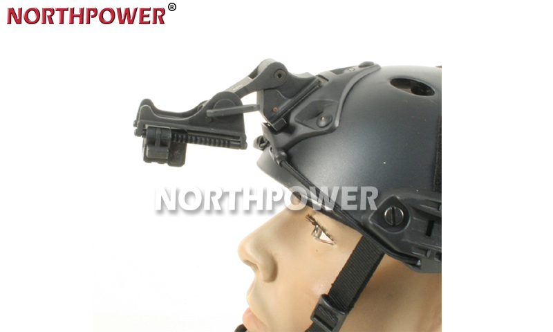 Night Vision Nvs Flip Mount/Ach Pvs-7/14night Vision Nvg Helmet Rhino Mount