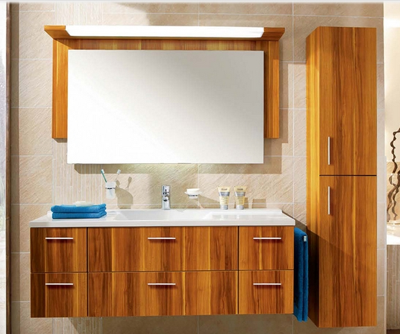 Wood Bathroom Kitchen Cabinet Vanity (customized)