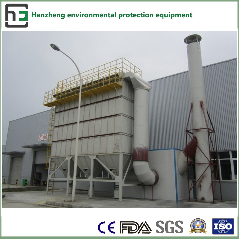 Frequency Furnace Air Flow Treatment-Pulse-Jet Bag Filter Dust Collector