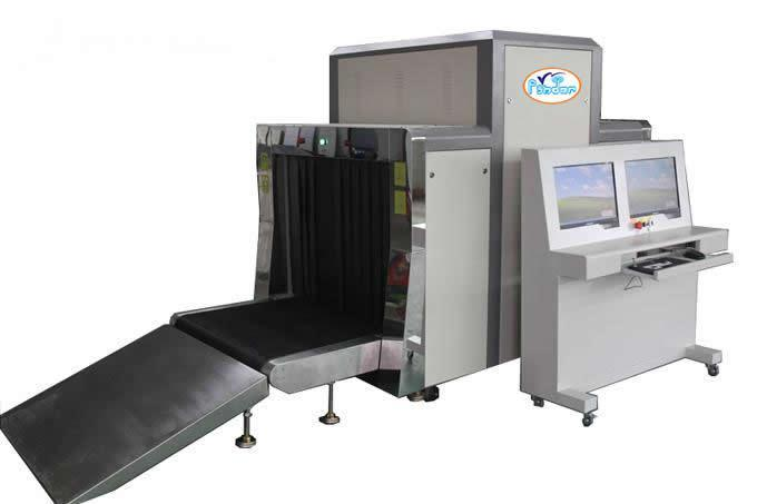 Large Tunnel Size X-ray Security Luggage Scanner Machine