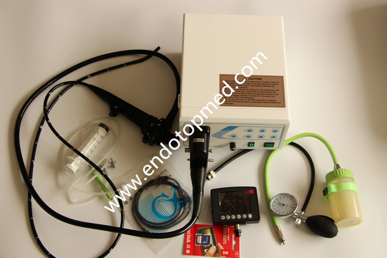 Veterinary Flexible Endoscope Videoscope