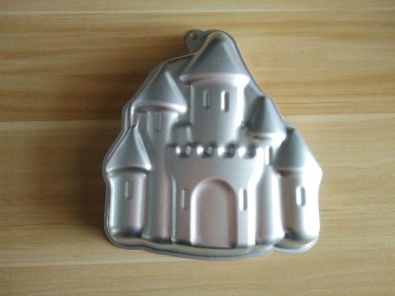 House Aluminum Bakeware Easy Release Cake Pan Cake Mold Pan