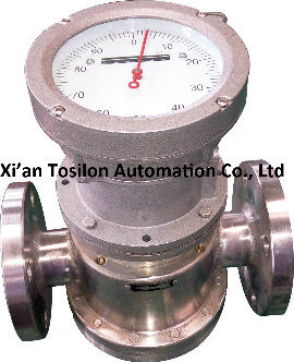 Positive-Displacement Oval Gear Flow Meter for Diesel Fuel Oil Dispenser