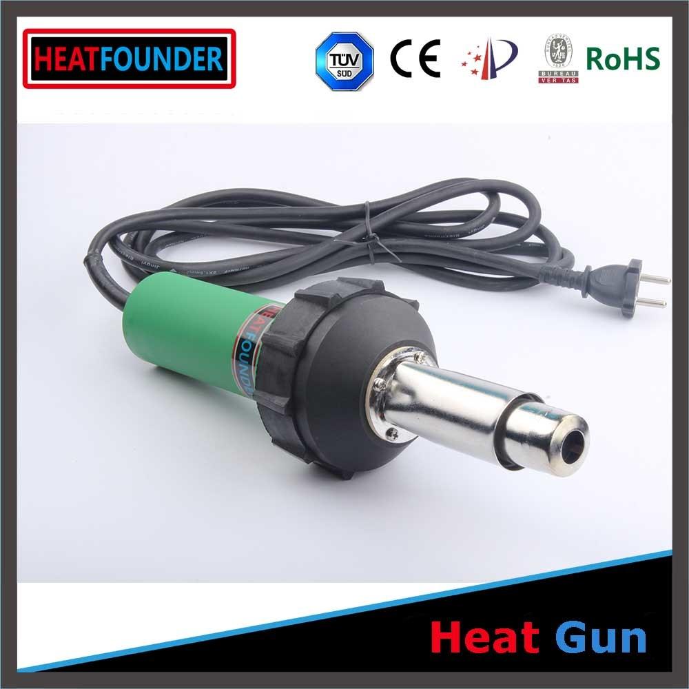 Stable Temperature Hot Air PVC Plastic Seaming Machine
