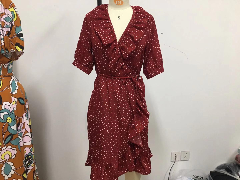 Women Loose Lace Dress