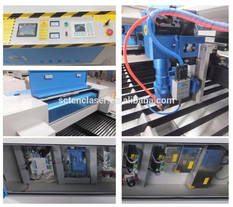 Metall Holz Acryl Laser Schneidemaschine