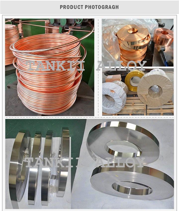 Nickel Silver Strip C75200-CuNi18Zn18 Strip