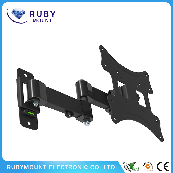 Full Motion Swivel Articulating 26 Extension Arm TV Rack