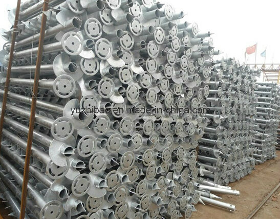 Solar Mounting Hot DIP Galvanized Ground Screw