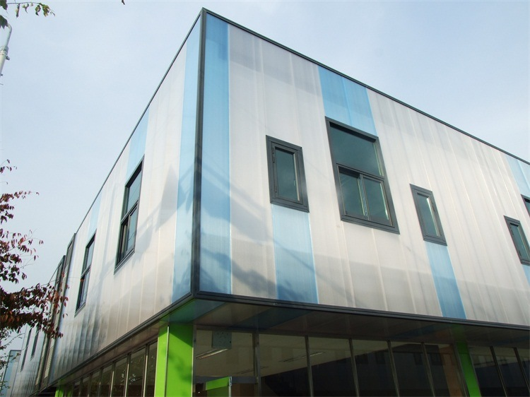 Polycarbonate Sheet U Panel X Wall U Panel