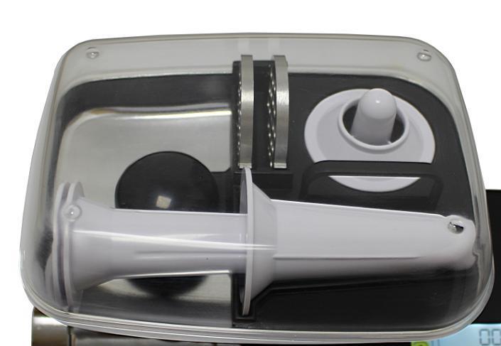 German Quality 10# Big Head Die Cast Aluminum Meat Grinder