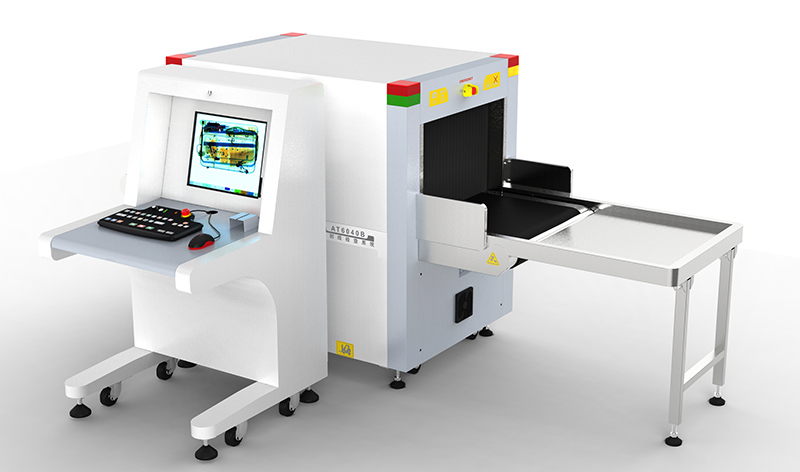 Logistic and Express X-ray Luggage Inspection Machine