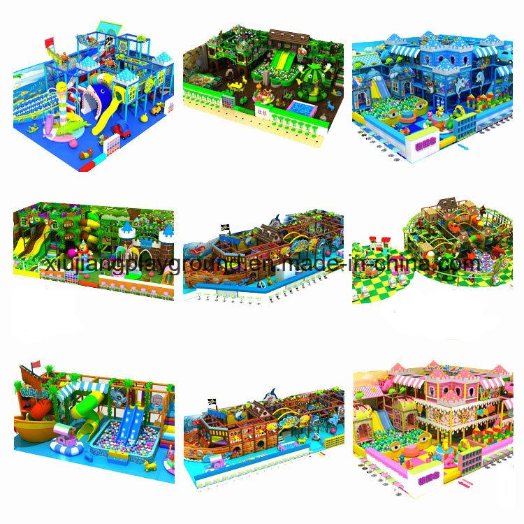China Professional Manufacturer Playground Set