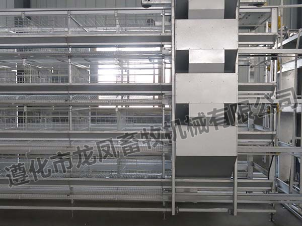 Automatic H Style Battery Layer Cage
