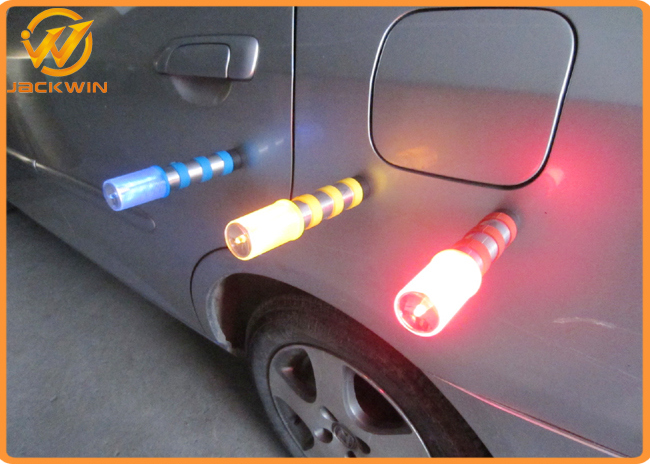 AAA Dry Battery LED Road Flare Flashing Warning Lights