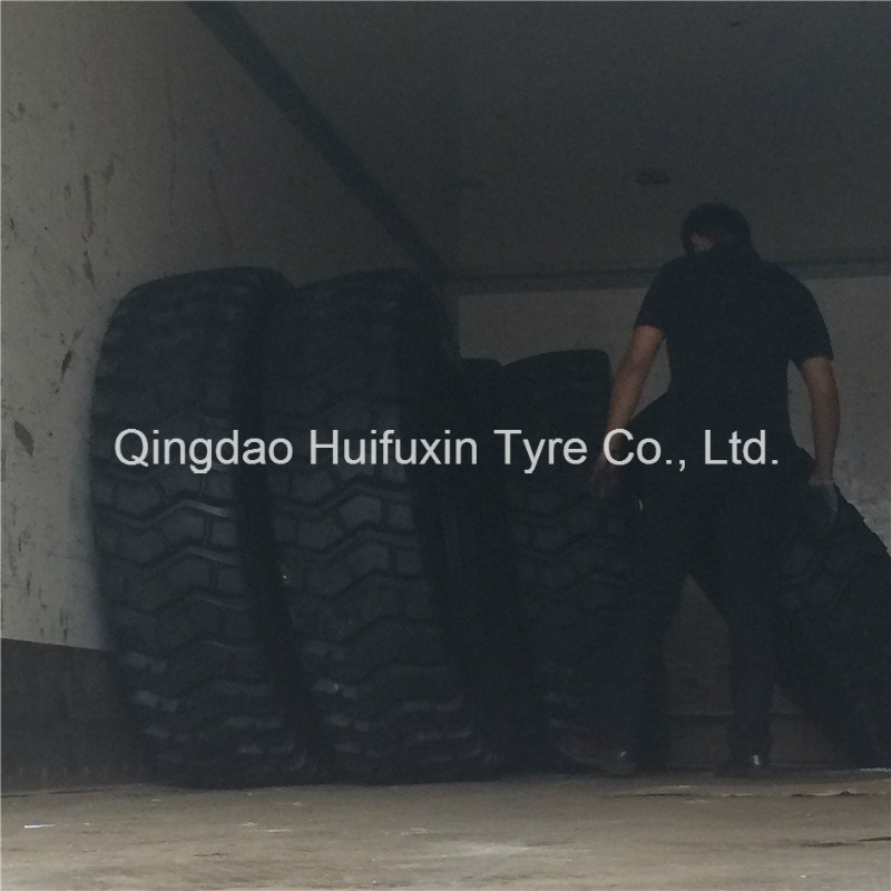 Radial OTR Grader Tire13.00r24, 14.00r24, 16.00r24 with L-2/G-2 for Articulated Trucks