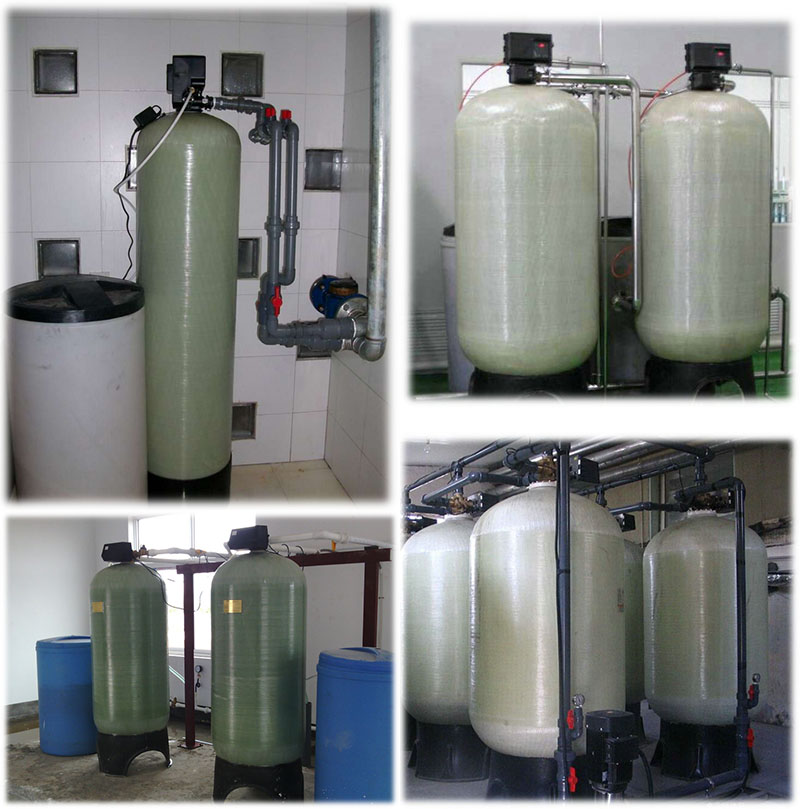 Automatic Manual Manchanical Digital Water Softener for Water Treatement