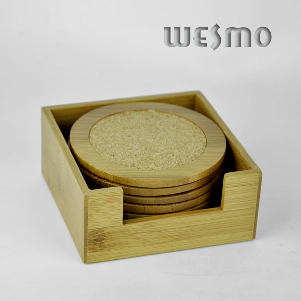 Promotion Gift Wood and Cork Pad (WTB0503A)