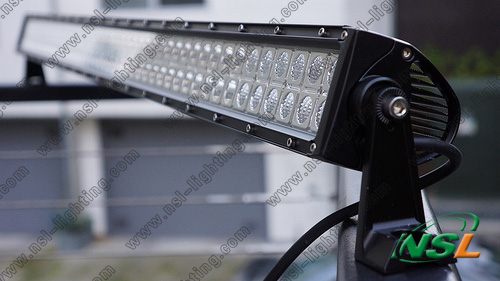 50'' 288W High Power LED off Road Light Bar, CREE Chip Double Row 288W Car Accessories LED Light Bar