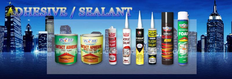 High Modulus and High Viscosity Modified Polyurethane Sealant