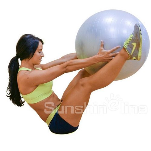 Fitness Ball Sport Equipment Fit Ball Yoga Ball