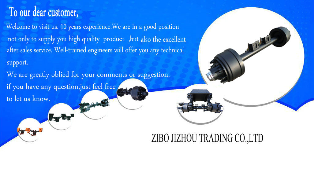 German Type Mechanical Suspension Top Quality