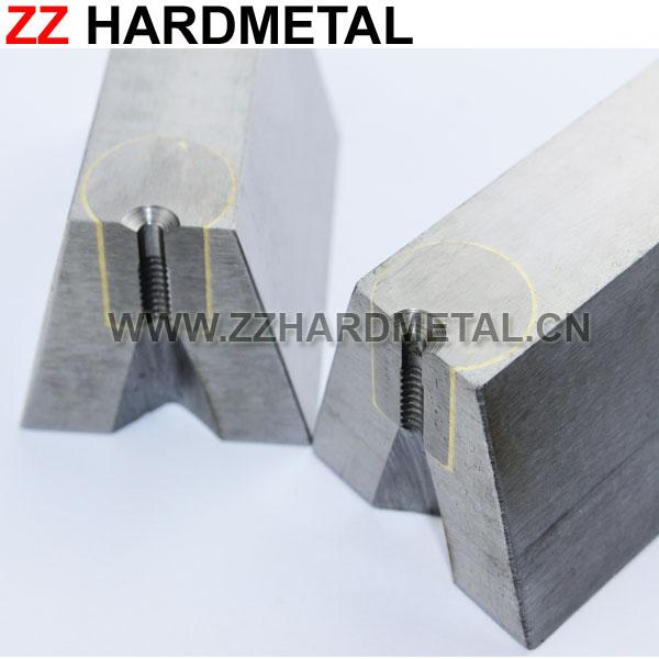 High Performance Tungsten Carbide Nail Gripper Insert