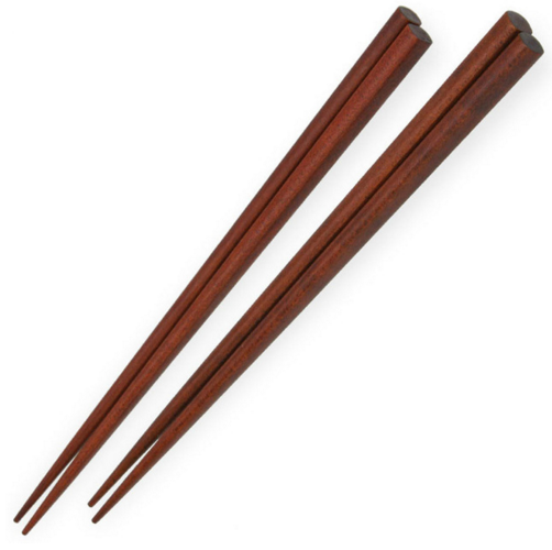 Japanese Natural Wooden Chopsticks Tableware Set