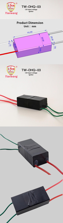 Mist and Fog Electric Igniter 12V Input