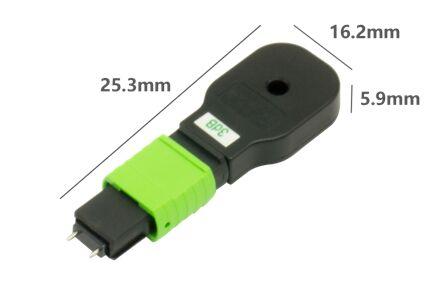 MPO Fiber Optic Attenuation Type Loopback
