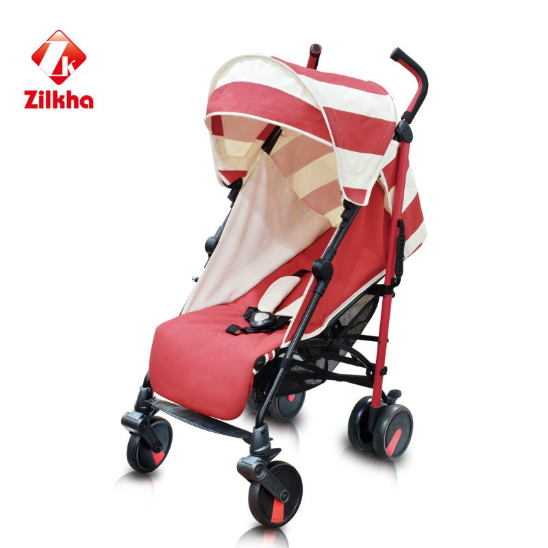 Baby Stroller with Frame and Seat